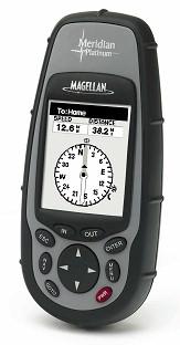 Magellan Meridian Platinum GPS